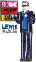 Lewis Black- Break Time Art #102
