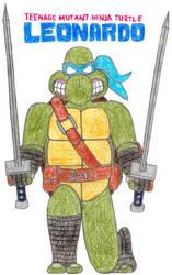 Leonardo- Break Time Sketches by jamesgannon