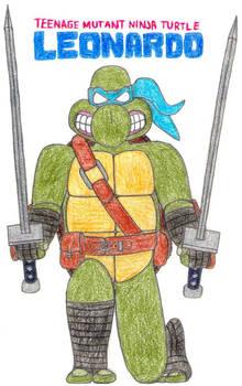 Leonardo- Break Time Art #106