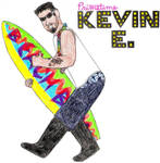 Kevin E.- Break Time Sketches