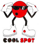 Cool Spot- Break Time Art #141