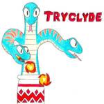 Tryclyde- Break Time Art #151 by jamesgannon