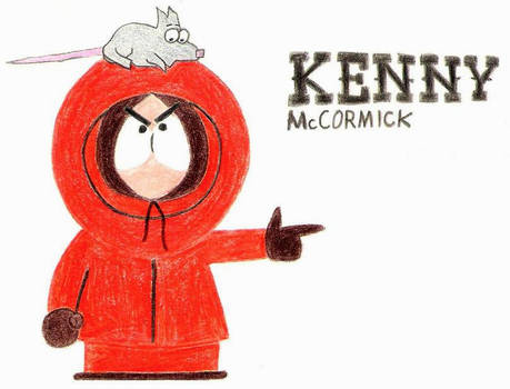 Kenny McCormick- Break Time Sketches