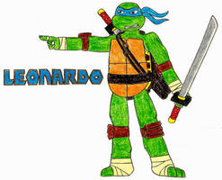 Leonardo 2012- Break Time Art #161