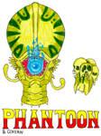 Phantoon and Covern- Break Time Art #164 by jamesgannon17