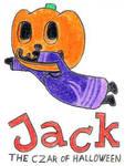 Jack- Break Time Art #165