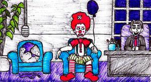 Ransome The Clown's Comeback Tour