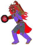 Ganondorf- Break Time Art #187