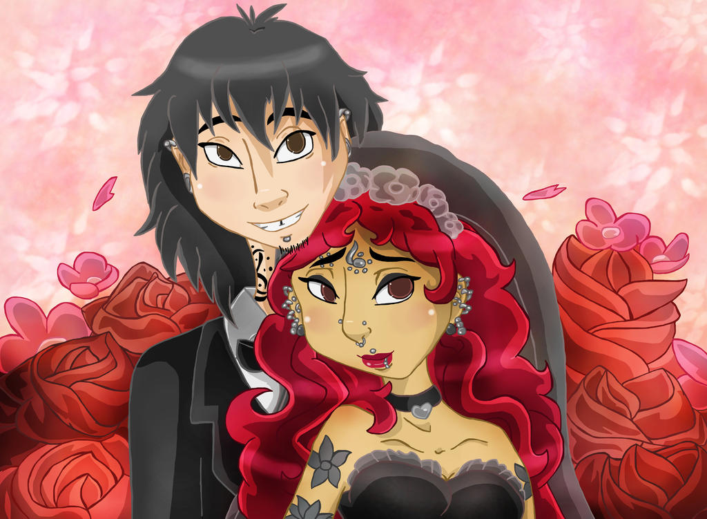 BH6 Wedding Bells Are Ringing by BerrieBlosym on DeviantArt