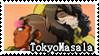 BNHA: TokyoMasala Stamp by BerrieBlosym