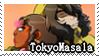 BNHA: TokyoMasala Stamp by HaraaJubilee