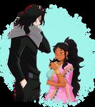 BNHA: You Look Beautiful by BerrieBlosym
