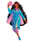 BNHA: Floating Padma by BerrieBlosym
