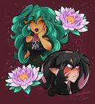 His Lovely Lotus Flower by HaraaJubilee