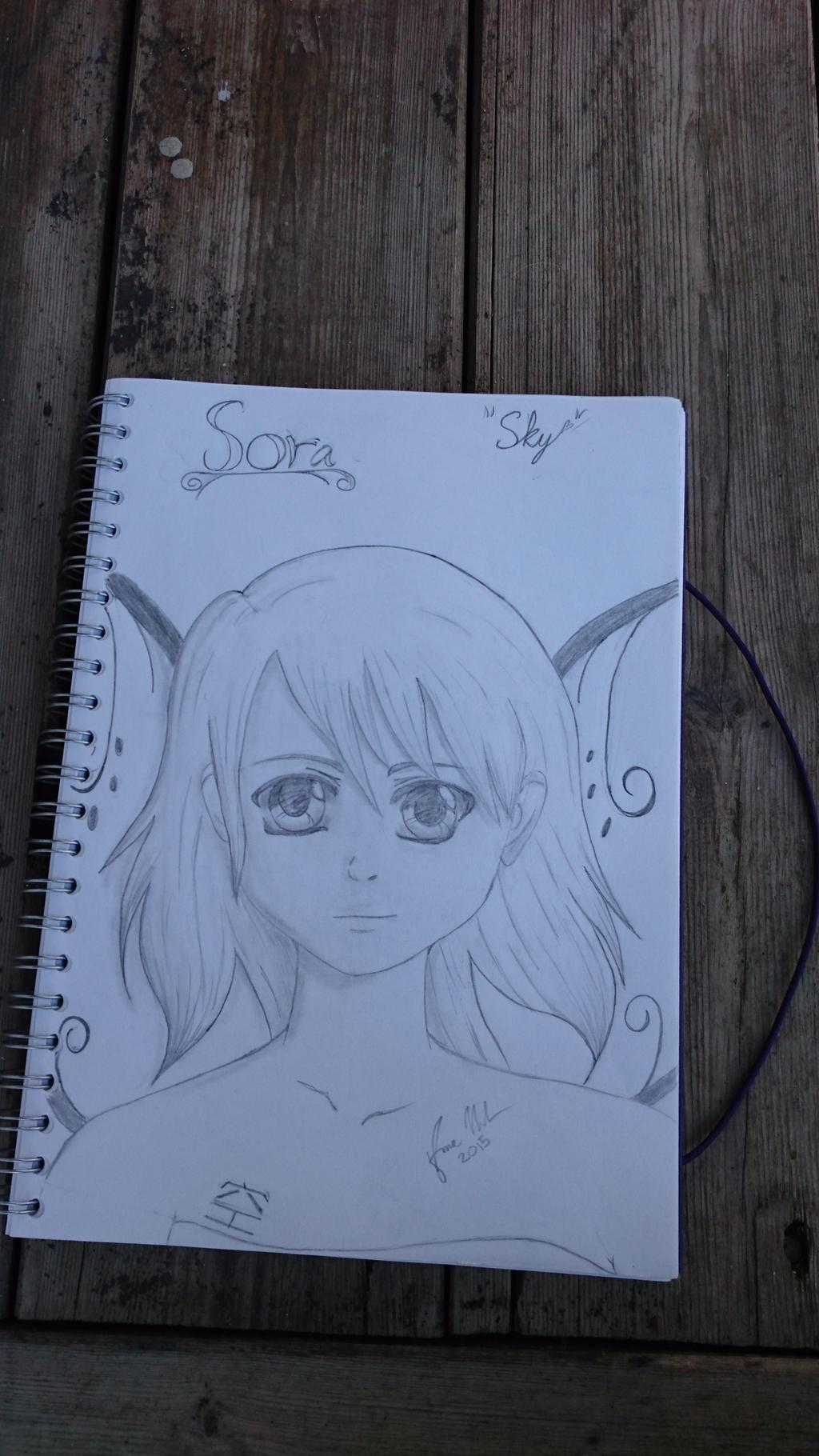 Fairy Sora by annasuper100