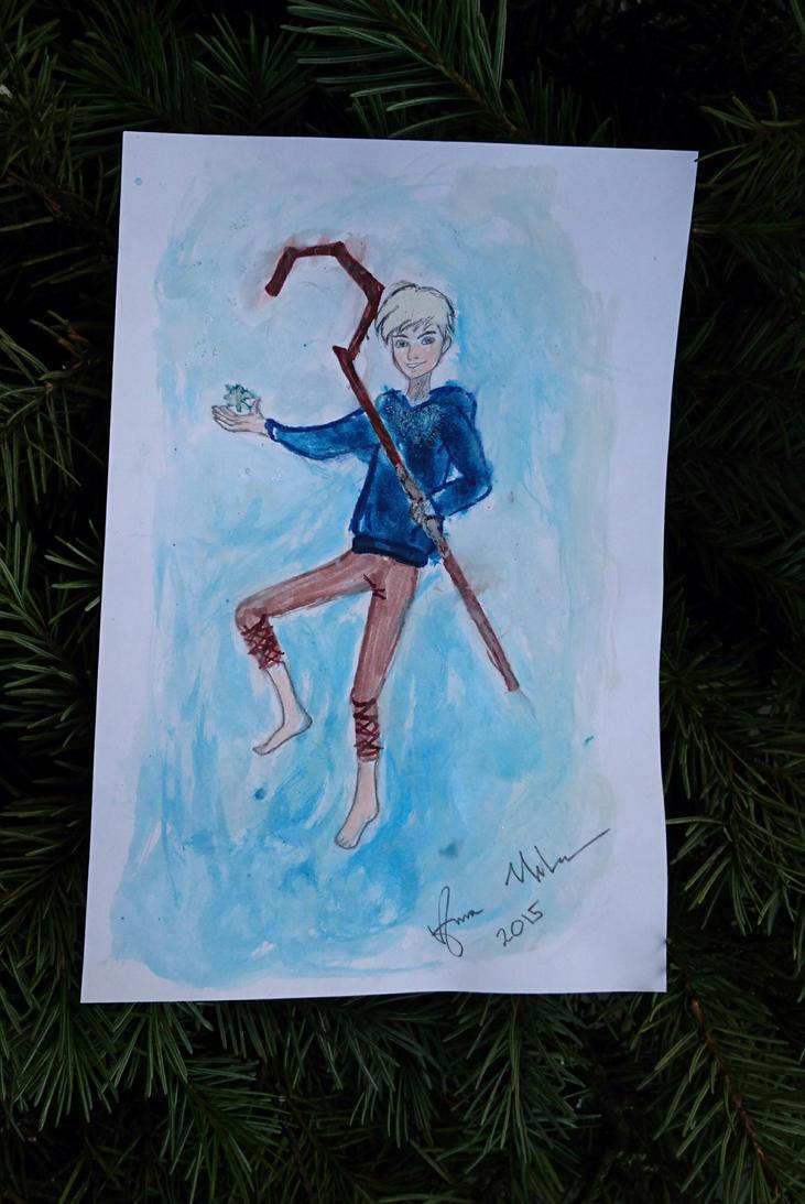 Jack Frost by annasuper100