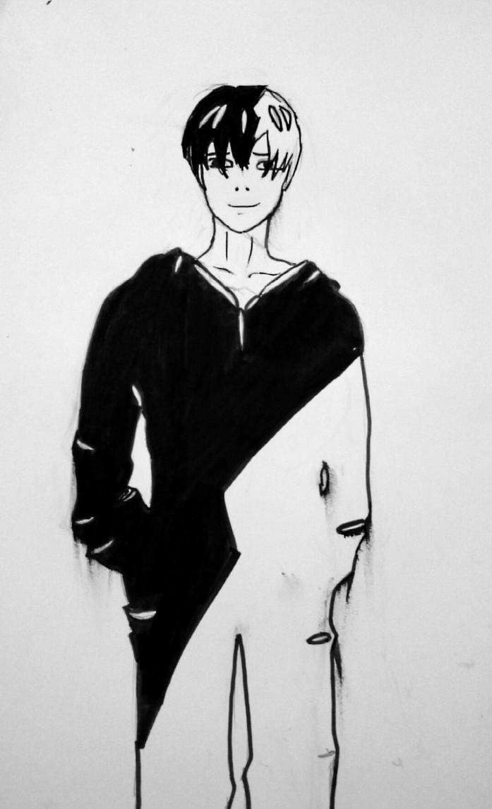 Black and white by annasuper100