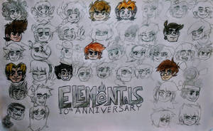 Elementals 10th Anniversary