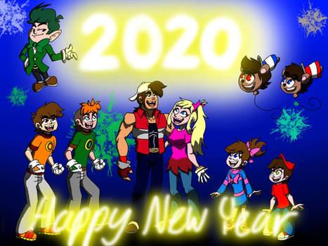 Happy 2020 Everybody!