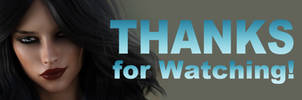 Thanks for Watching by Nuriaz