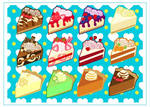 The Cake Collection