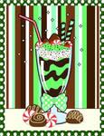 Minty Milkshake