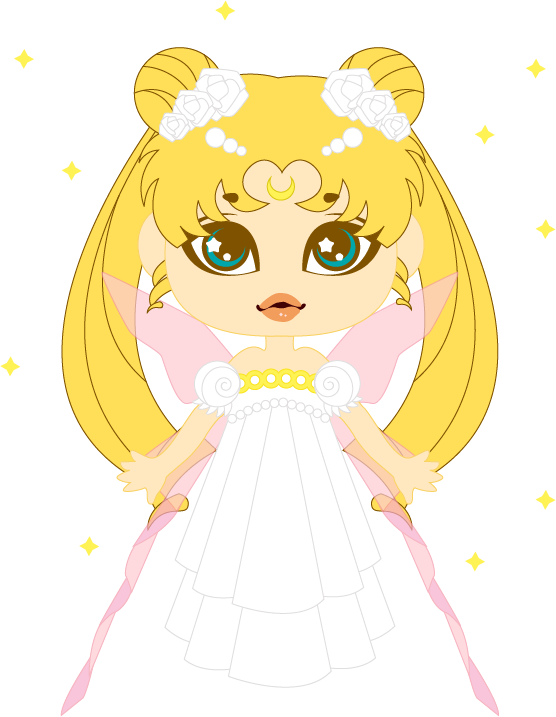Princess Serenity by MidniteHearts