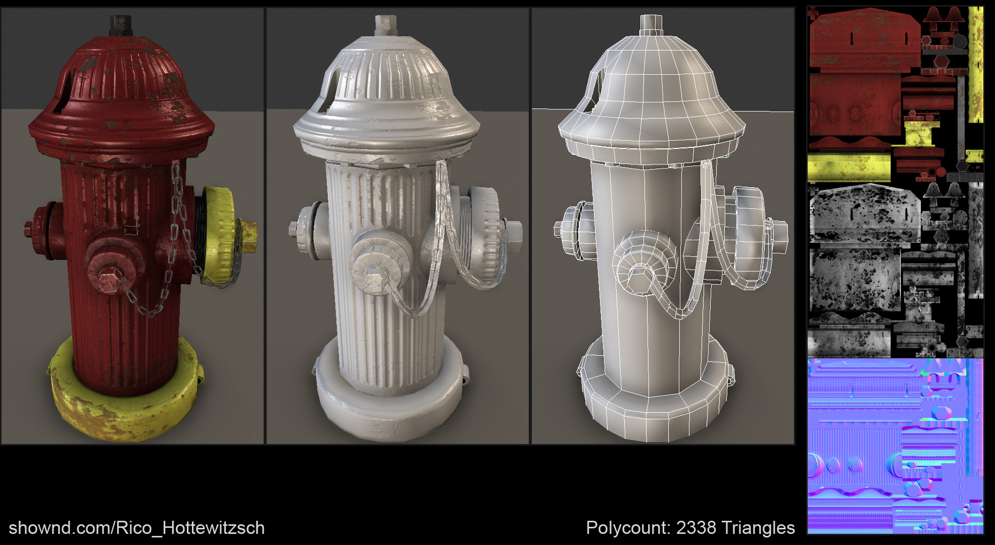 CE2 hydrant by Schaefft