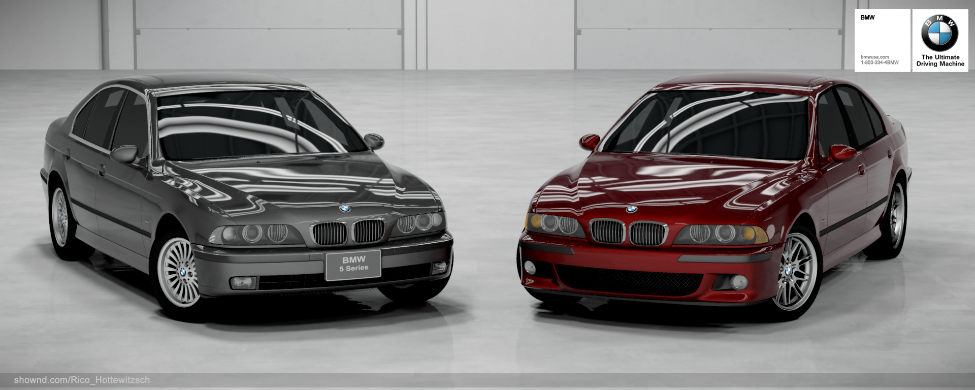 bmw e39 540i and m5 by schaefft on deviantart. Black Bedroom Furniture Sets. Home Design Ideas
