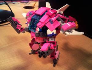 D.Va Lego Meka