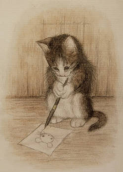 learning to draw
