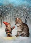 I wish you a warm christmas