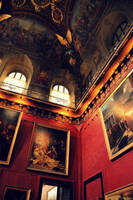 halls of louvre II by moussee