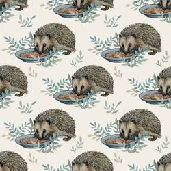 Hedgehog pattern by moussee
