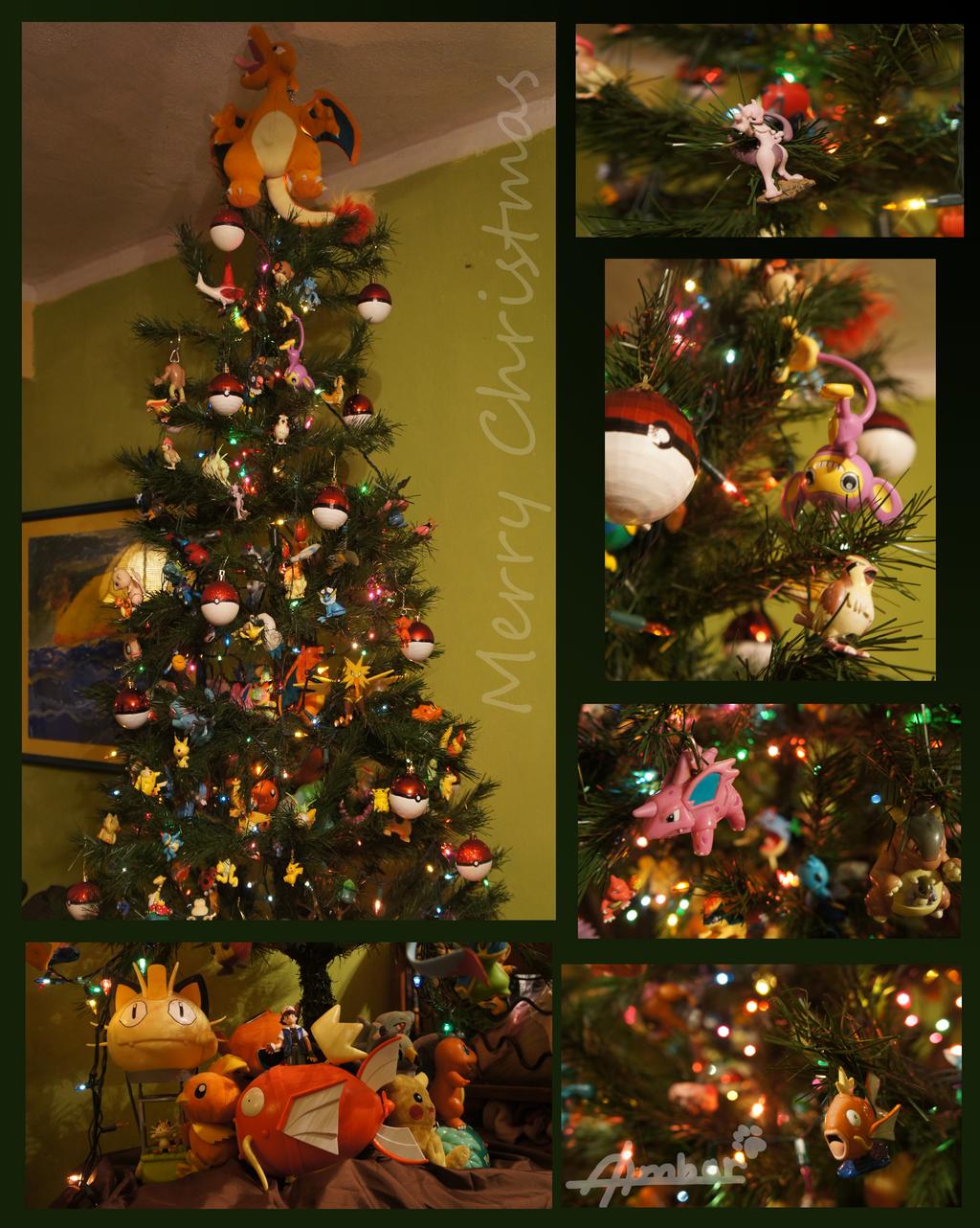 Pokemon christmas tree by dragonperro96 on DeviantArt