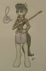 Octavia Melody by Cyanjames2819