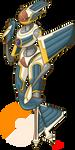 Fakemon - Seenua by Cyanjames2819