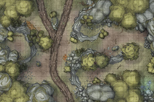 Forest-tuto Photoshop