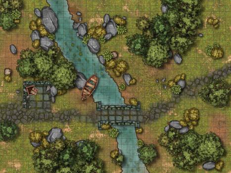 Battlemap With Inkarnate