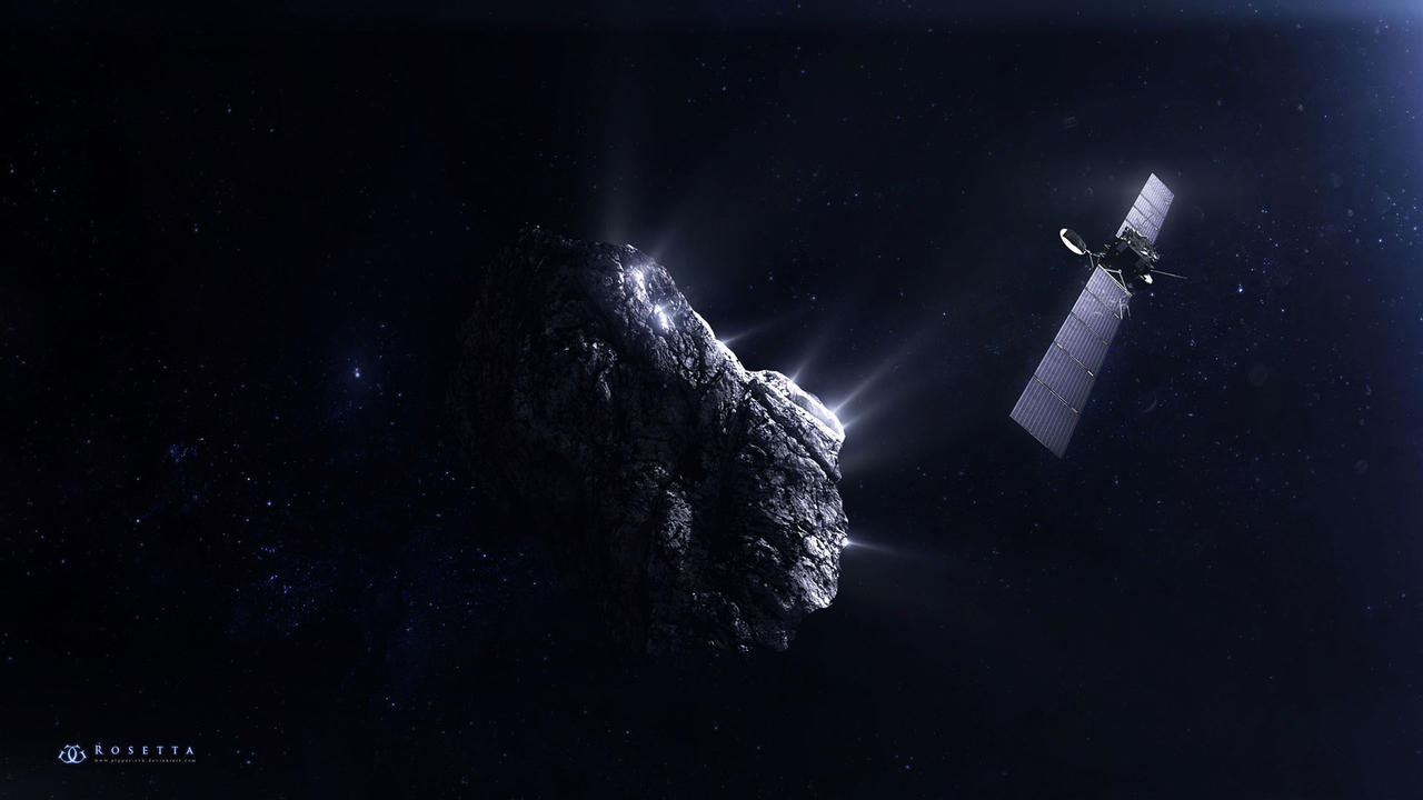 Rosetta by pipper-SVK