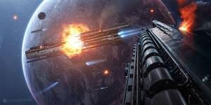 Interplanetary War