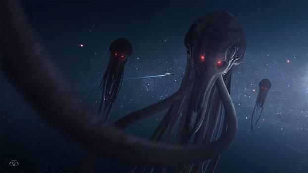Space squids