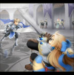 Commission - Duel