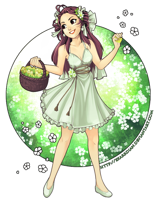 Spring Flowers by Exarrdian