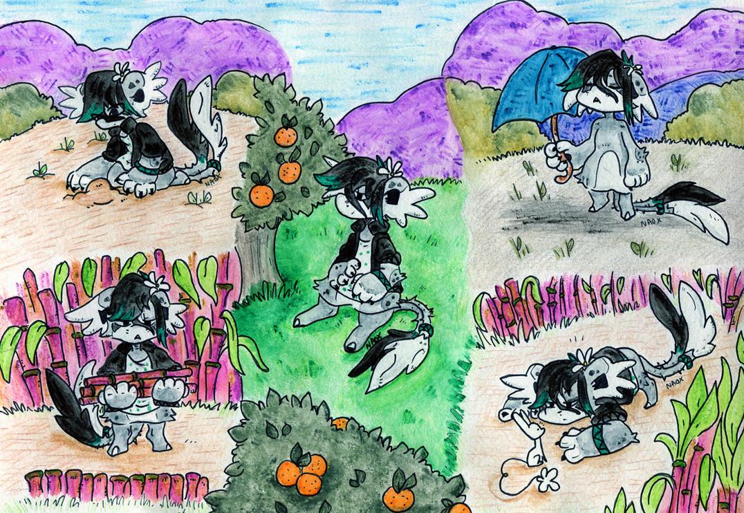 Farming Trial [Greyson] by naox