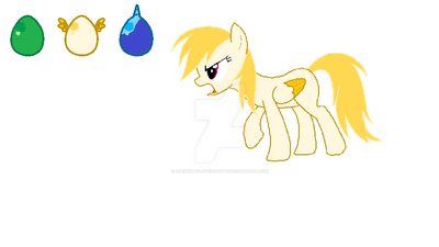 Egg Adoptable Number 2 Result by GuessWhoLovesAdopts