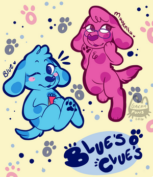 // Blues Clues //