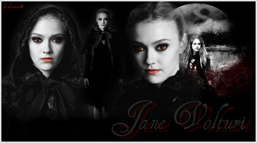 Jane Volturi by hatecrew66 on deviantART