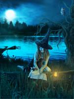 Magic of the Night by IvannaDark