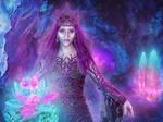 Crystals Queen by IvannaDark